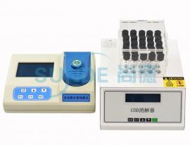 SN-200B-29 实验室台式多��邓��|�z�y�x COD+氨氮+总磷+总氮