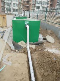 50立方生活污水处理一体机