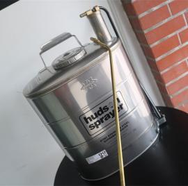 美国哈逊背负式不锈钢喷雾器67367手动加压喷雾器