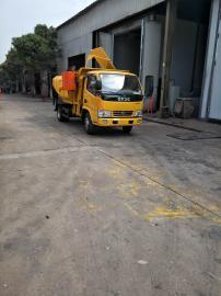 淤泥运输车|小多利卡淤泥车|5方自装卸式淤泥运输车