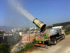 东风专底D1-100米抑尘雾炮车工厂全新报价