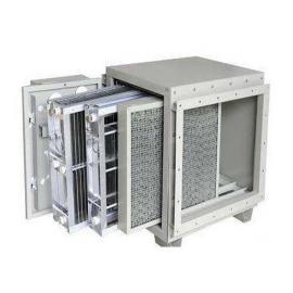 工业油烟净化器 热处理定型机热能回收设备 油雾净化器