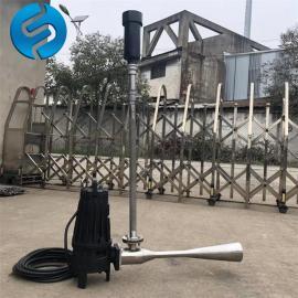 QSB1.5潜水射流曝气机使用说明