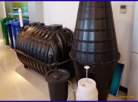 环保工程农厕专用一体三格式塑料化粪池
