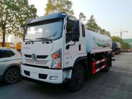 东风专用底盘D1移动式抑尘喷雾车出厂价