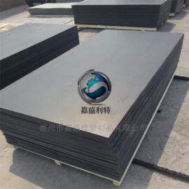 黑色UPE板材 绿色耐磨PE板材