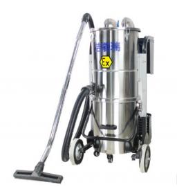 洁能瑞气动防爆工业吸尘器EX60-2防爆车间吸粉末用吸尘器