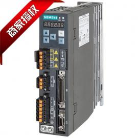 6SL3210-5FE11-0UF0西门子V90伺服驱动器 380V输入 1kW