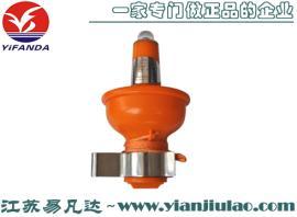 本质安全型救生圈灯、DFQD-FB-A锂电池防爆救生圈自亮灯