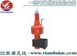 船用救生圈灯、DFQD-L-B水接触点锂电救生圈自亮浮灯