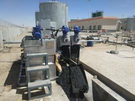 叠螺式污泥脱水机结构 叠螺式脱水机 压滤机