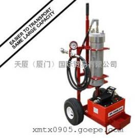 ValTex原装脚踏式液压注脂枪QS-1800A-K