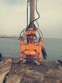 �o�液�恒q刀抽沙泵-挖掘�C耐磨��水吸沙泵