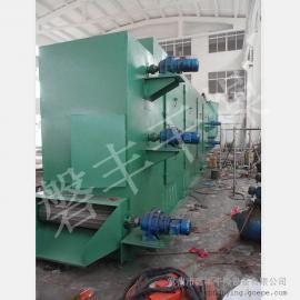 果蔬连续式干燥机 适用于片状、条状、颗粒状物料用带式干燥机