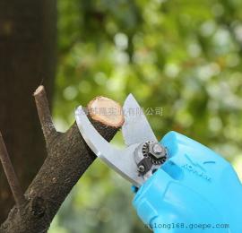 嘉航KH-HP-F电动修枝剪 锂电池电动剪刀 果树修枝剪