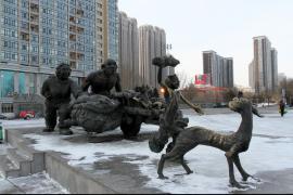 景观雕塑公司