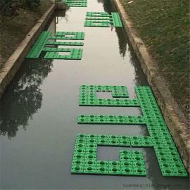 生态浮床 生物浮岛 水上植物种植 水上造景 抗风浪浮床 人工浮岛