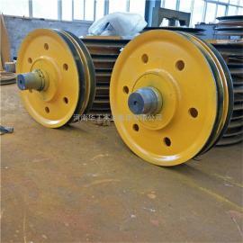 16吨/20吨/32吨/50吨/80吨起重机定滑轮组 不锈钢滑轮组 导绳轮