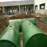 增城商砼整体式钢筋混凝土化粪池