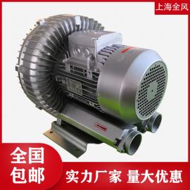 全风RB41D-1高压鼓风机700w不锈钢外壳隔热耐高温旋涡风机