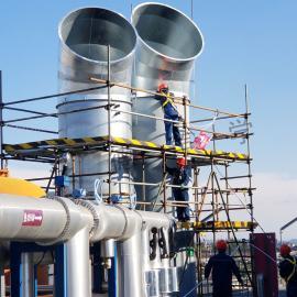 艾仕得厂界综合噪声治理工程