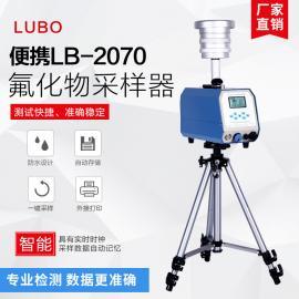 LB2070型空气氟化物采样器