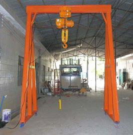 装卸重型龙门架模具厂专用利欣设备提供