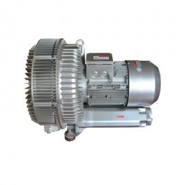煤粉输送专用高压鼓风机,25kw双叶轮高压鼓风机