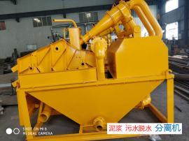 泥浆净化装置打桩泥浆处理分离器
