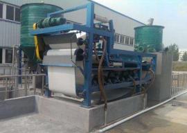 污泥脱水设备带式压滤机