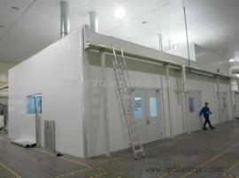 实验室静音房 噪声测试场所 隔音北京赛车 耐高温防潮防尘