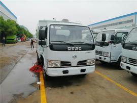 道路清洗扫路车 多功能清洗扫路车