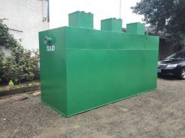 30立方米每天地埋式洗涤污水处理一体机设备