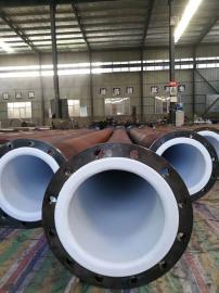 新型钢衬聚烯烃管道