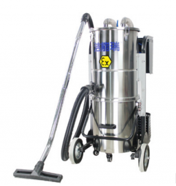 工业气动洁能瑞吸尘器EX60-2防爆吸尘器气动防爆吸尘器