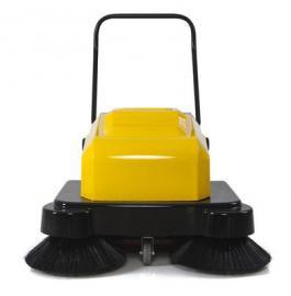 明诺手推式电动吸尘扫地机MN-P100A工厂物业用道路清扫扫地车