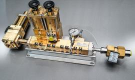 原装德国 M-TECH阀门及充气系统