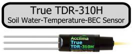 TDR310H 新型 土壤温湿盐分传感器/ 土壤水盐热传感器