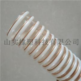 塑筋增强管防静电塑筋软管塑筋螺旋软管抗静电