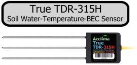 TDR315H 土壤水盐热传感器 / 土壤水分仪 / 土壤温湿盐传感器