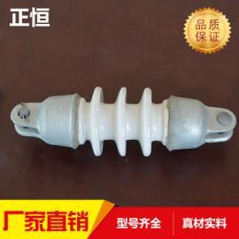 双铁头瓷拉棒绝缘子sl-10高压线路棒形悬式绝缘子