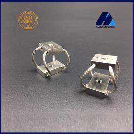 机载航空电子设备―GR1-1.3D-A蝶型钢丝绳隔振器