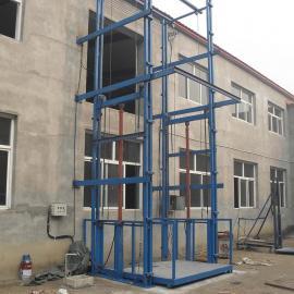 厂房车间专用液压货梯 导轨式升降货梯 大载重量货梯