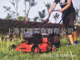 锂电池草坪机 长江18寸锂电池40V割草机 充电式手推式草坪机