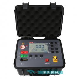 UNI-T优利德UT515A 10KV高压绝缘电阻测试仪