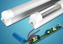 应急led灯管功率20w应急2小时1.2米应急led灯管接线图-郎特照明