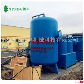 工业废水过滤设备 善丰全自动机械过滤器 石英砂过滤器