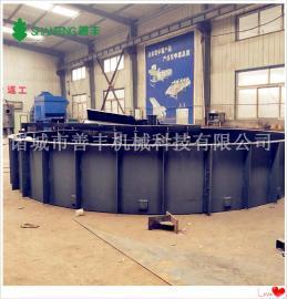 超效浅层气浮机 工业污水处理设备 气浮机专业加工定制