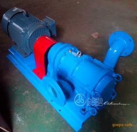 板框压滤机专用泵-力华自吸污水泵