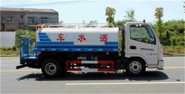 10方抗旱流动送水车参数-10吨抗旱拉水车定做(国三水车出售)